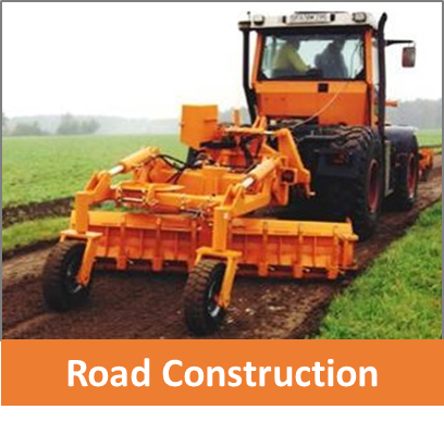 Road construction technology
