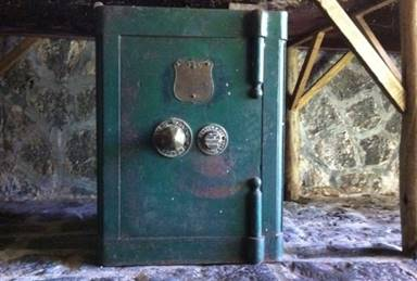 Old strongbox